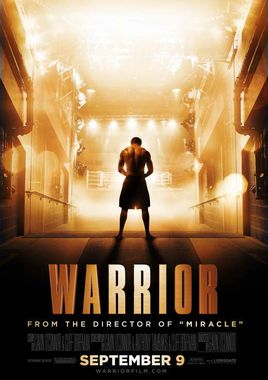 "Cartel ""Warrior"" norteamericano 2"