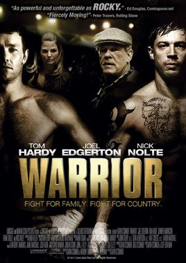 "Cartel ""Warrior"" norteamericano 3"