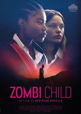 Cartel oficial en español de: Zombi Child