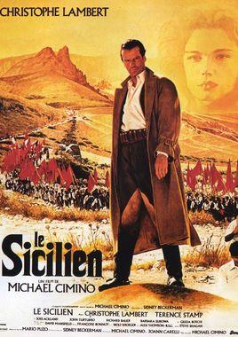 """Cartel """"El siciliano"""" francés"""