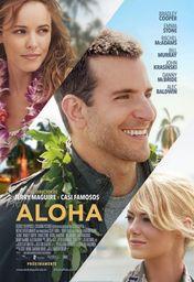 Cartel oficial en español de: Aloha