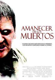 Cartel oficial en español de: Amanecer de los muertos