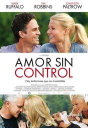 Cartel oficial en español de: Amor sin control