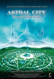 Cartel oficial en español de: Astral City