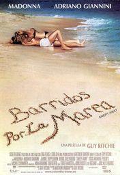 Cartel oficial en español de: Barridos por la marea