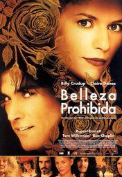 Cartel oficial en español de: Belleza prohibida