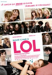 Cartel oficial en español de: Bienvenido al mundo de LOL
