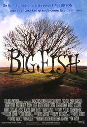 Cartel oficial en español de: Big Fish