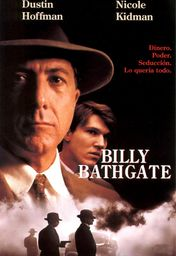 Cartel oficial en español de: Billy Bathgate