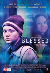 Cartel oficial en español de: Blessed