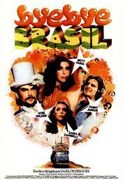 Cartel oficial en español de: Bye, Bye Brasil