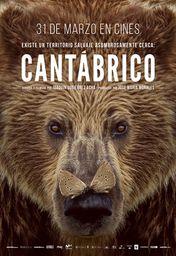 Cartel oficial en español de: Cantábrico