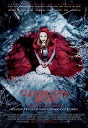 Cartel oficial en español de: Caperucita Roja (¿A quién tienes miedo?)