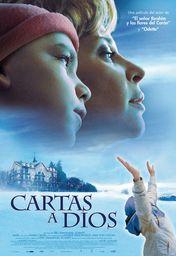 Cartel oficial en español de: Cartas a Dios