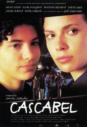 Cartel oficial en español de: Cascabel