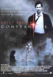 Cartel oficial en español de: Constantine