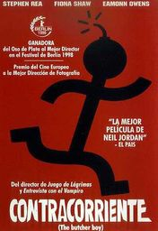 Cartel oficial en español de: Contracorriente (The Butcher Boy)