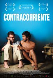 Cartel oficial en español de: Contracorriente