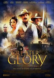 Cartel oficial en español de: For Greater Glory (Cristiada)