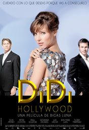 Cartel oficial en español de: DiDi Hollywood