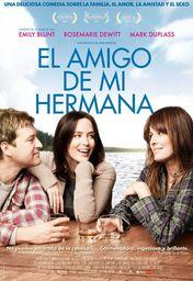 Cartel oficial en español de: El amigo de mi hermana
