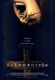 Cartel oficial en español de: El exorcista: El comienzo