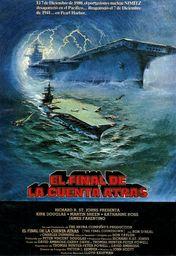 Cartel oficial en español de: El final de la cuenta atrás