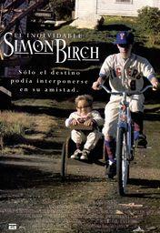 Cartel oficial en español de: El inolvidable Simon Birch