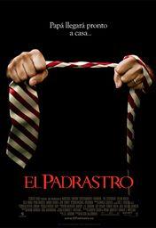 Cartel oficial en español de: El padrastro