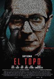Cartel oficial en español de: El topo