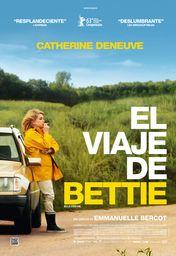 Cartel oficial en español de: El viaje de Bettie