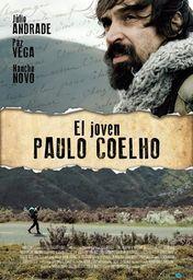 Cartel oficial en español de: El joven Paulo Coelho
