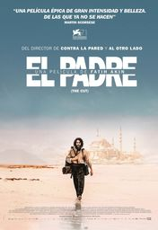 Cartel oficial en español de: El padre (The Cut)