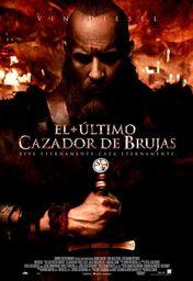 Cartel oficial en español de: El último cazador de brujas