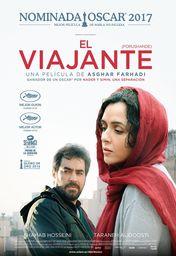 Cartel oficial en español de: El viajante