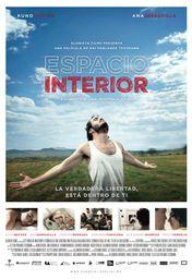 Cartel oficial en español de: Espacio interior