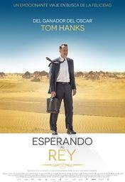 Cartel oficial en español de: Esperando al rey