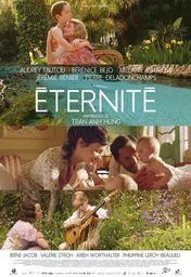 Cartel oficial en español de: Eternité