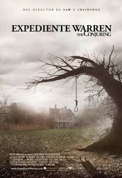 Cartel oficial en español de: Expediente Warren (The Conjuring)