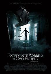 Cartel oficial en español de: Expediente Warren: El caso de Enfield