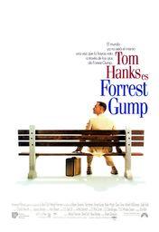 Cartel oficial en español de: Forrest Gump