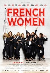 Cartel oficial en español de: French Women