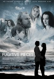 Cartel oficial en español de: Fugitive Pieces