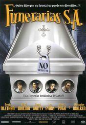 Cartel oficial en español de: Funerarias S.A.