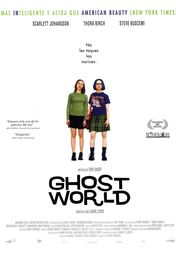 Cartel oficial en español de: Ghost World