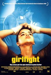 Cartel oficial en español de: Girlfight