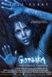 Cartel oficial en español de: Gothika
