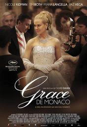Cartel oficial en español de: Grace de Mónaco