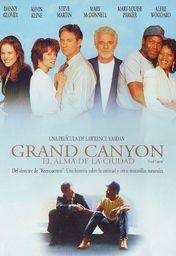 Cartel oficial en español de: Grand Canyon (El alma de la ciudad)