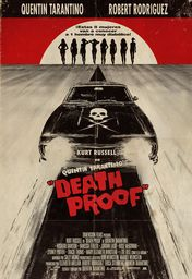 Cartel oficial en español de: Grindhouse (Death Proof)